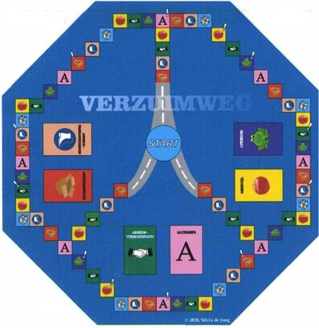 Verzuimweg- spel: www.hrm-coach.nl/index-3.html